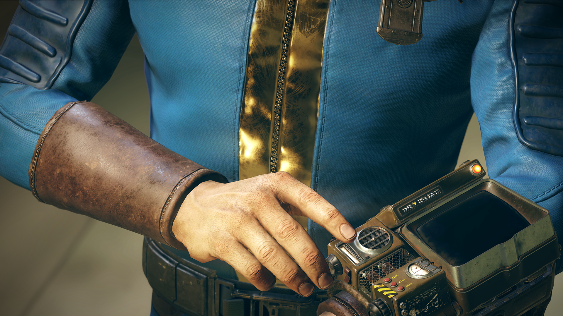Fallout 76 is now capped at 63fps, and FOV is locked too
