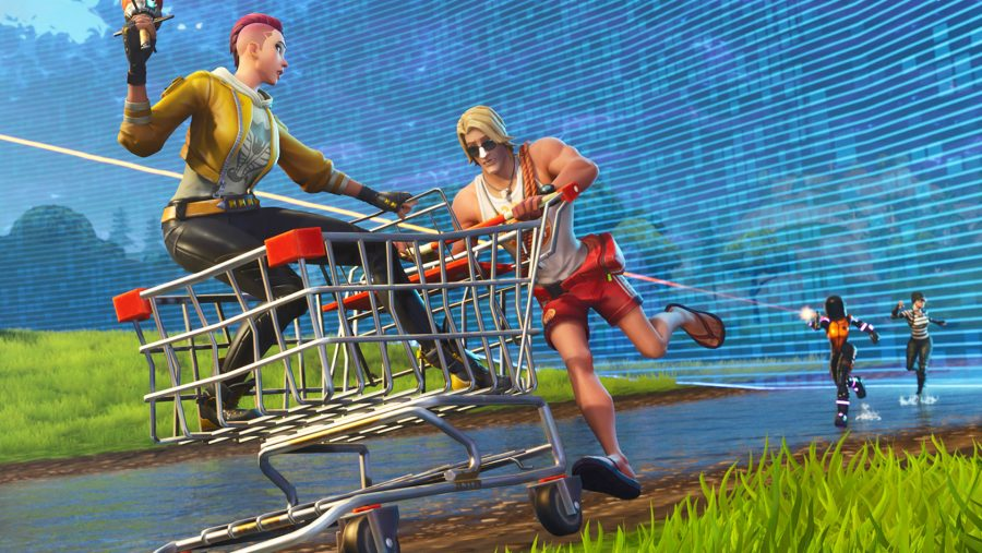 Fortnite 52 patch notes