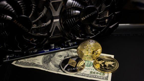 GPU cryptocurrency mining