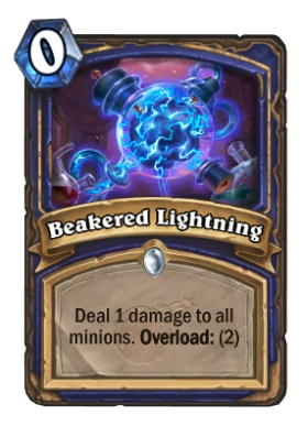 Hearthstone Boomsday Project - Beakered Lightning