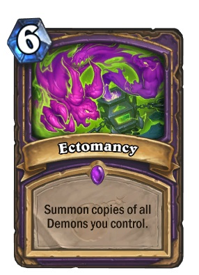 Hearthstone Boomsday Project - Ectomancy