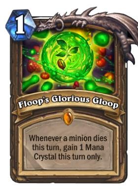 Hearthstone Boomsday Project - Floop's Glorious Gloop