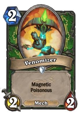 Hearthstone Boomsday Project - Venomizer