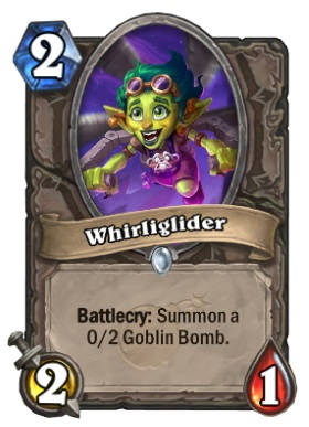 Hearthstone Boomsday Project - Whirliglider