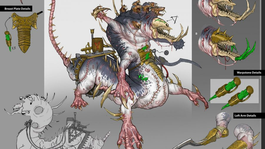 Hell Pit Abomination details