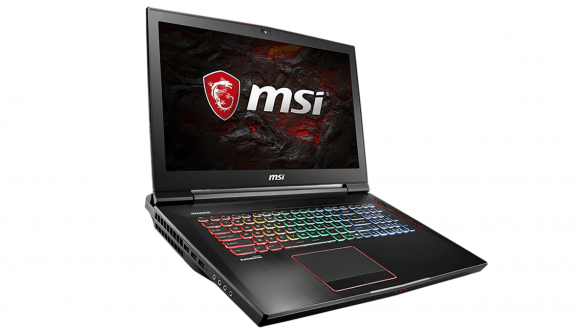 MSI gaming laptop