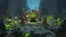 Warhammer 40k Mechanicus art