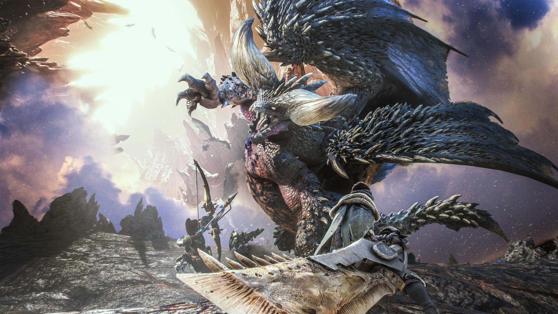 The 6 Best Monsters In Monster Hunter World Pcgamesn