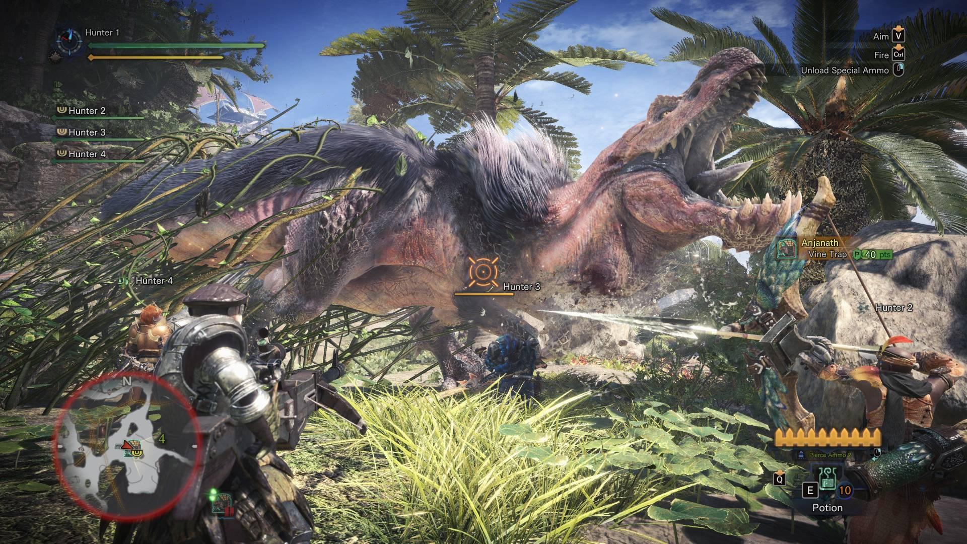 monster hunter world pc review pcgamesn