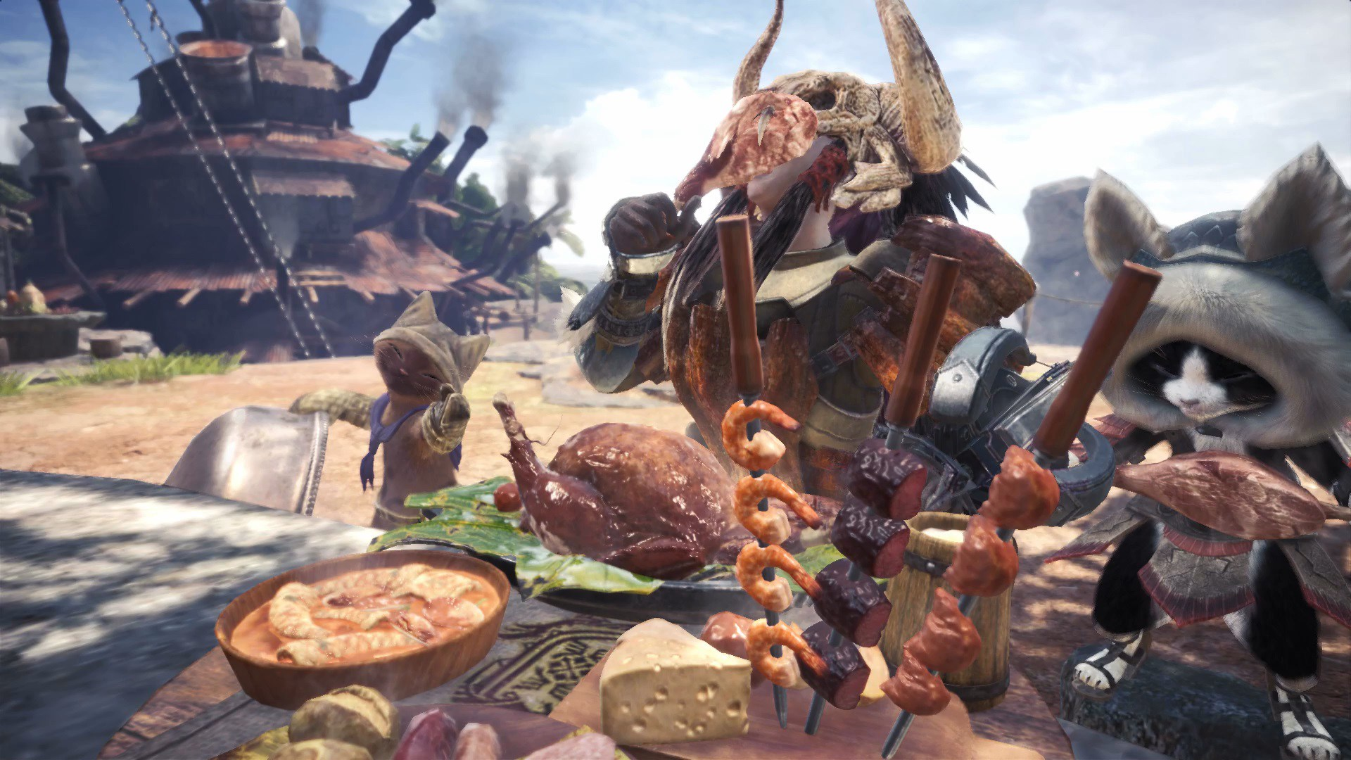 There's a fix on the way for Monster Hunter: World's connection