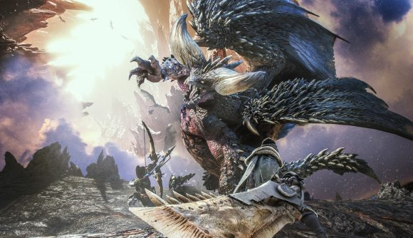 Monster Hunter Movie Officially Confirmed By Capcom Pcgamesn