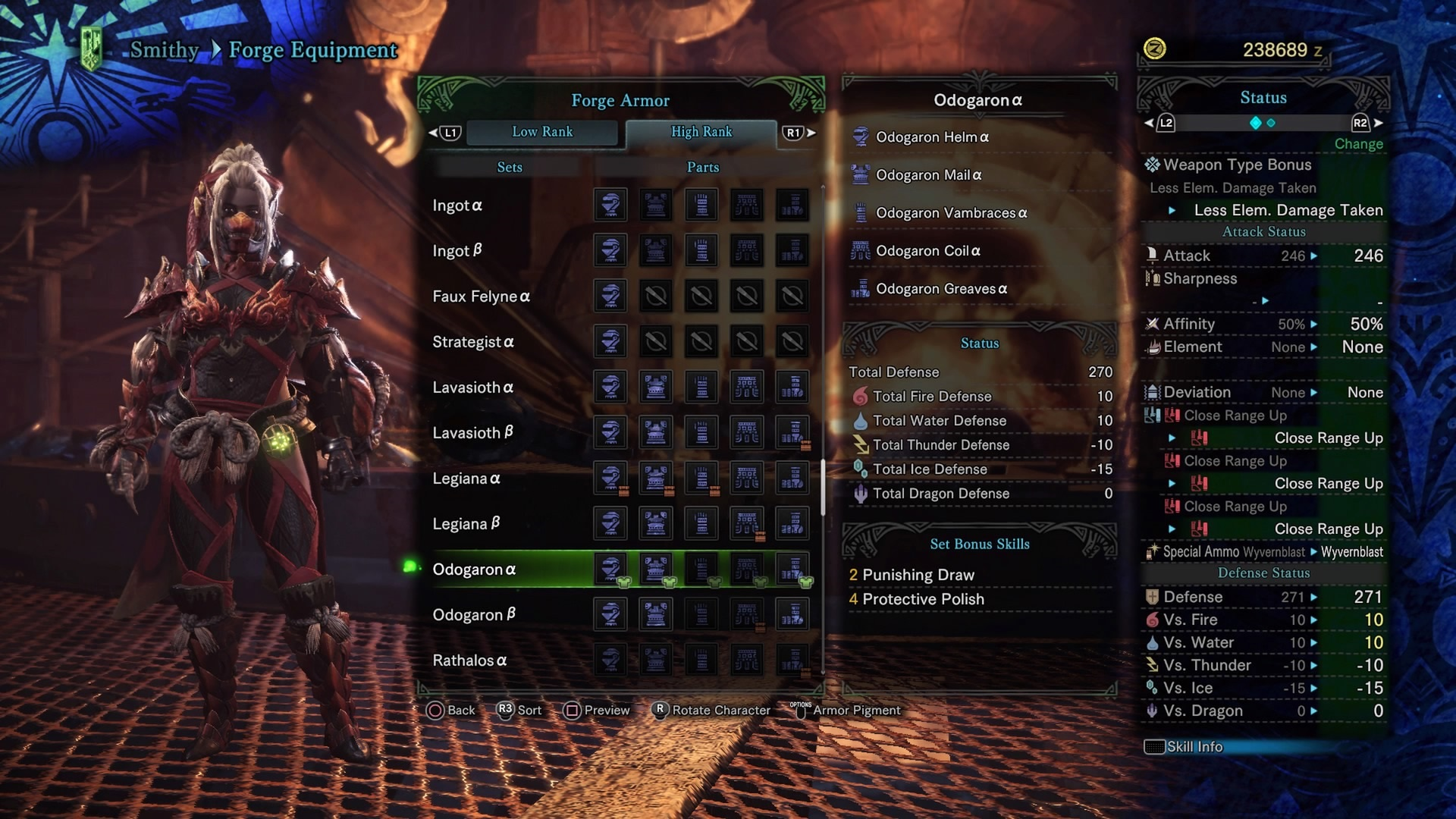 Monster Hunter World Armour Guide The 7 Best Sets Pcgamesn