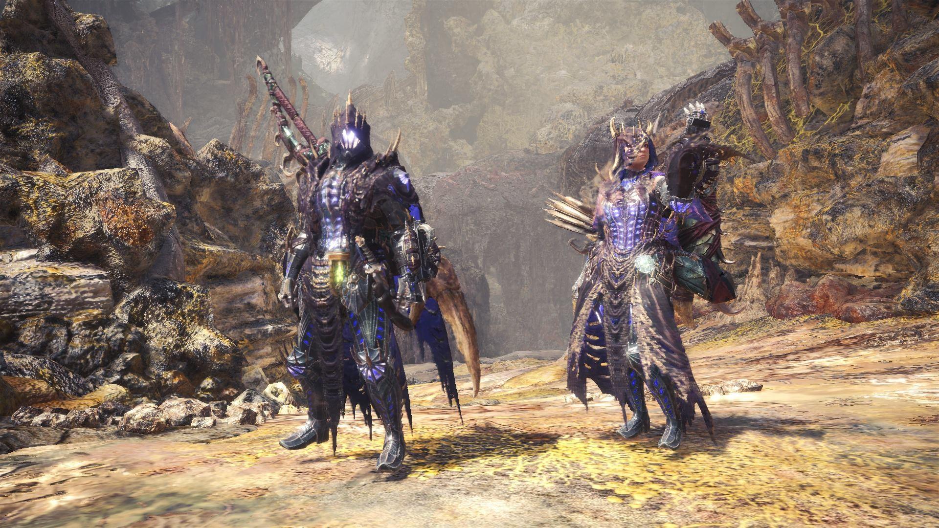 Monster Hunter armor