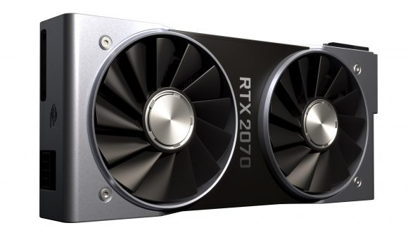 Nvidia RTX 2070 ray tracing performance