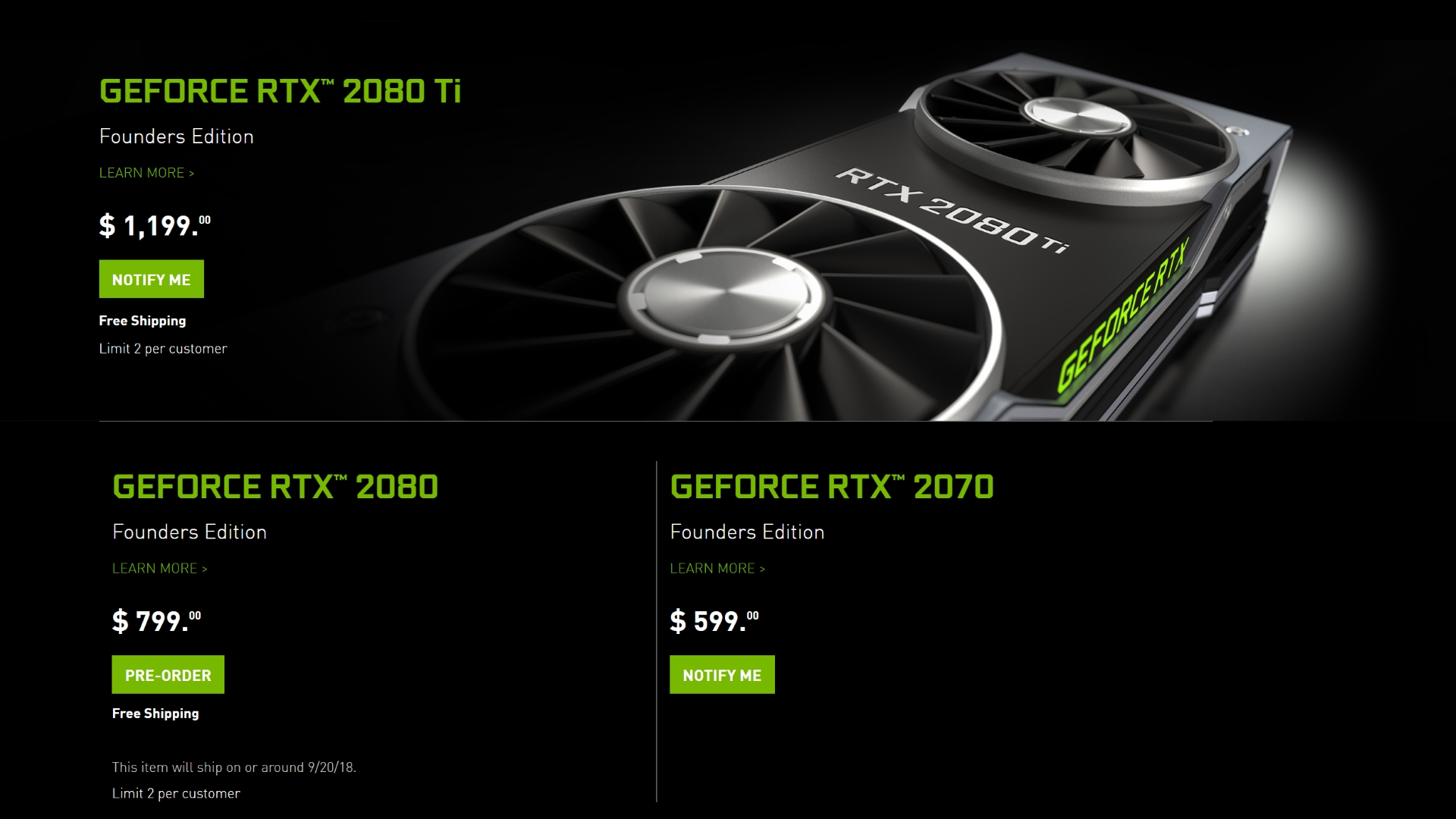 The pros and cons of Nvidia's RTX 20-series graphics cards | PCGamesN