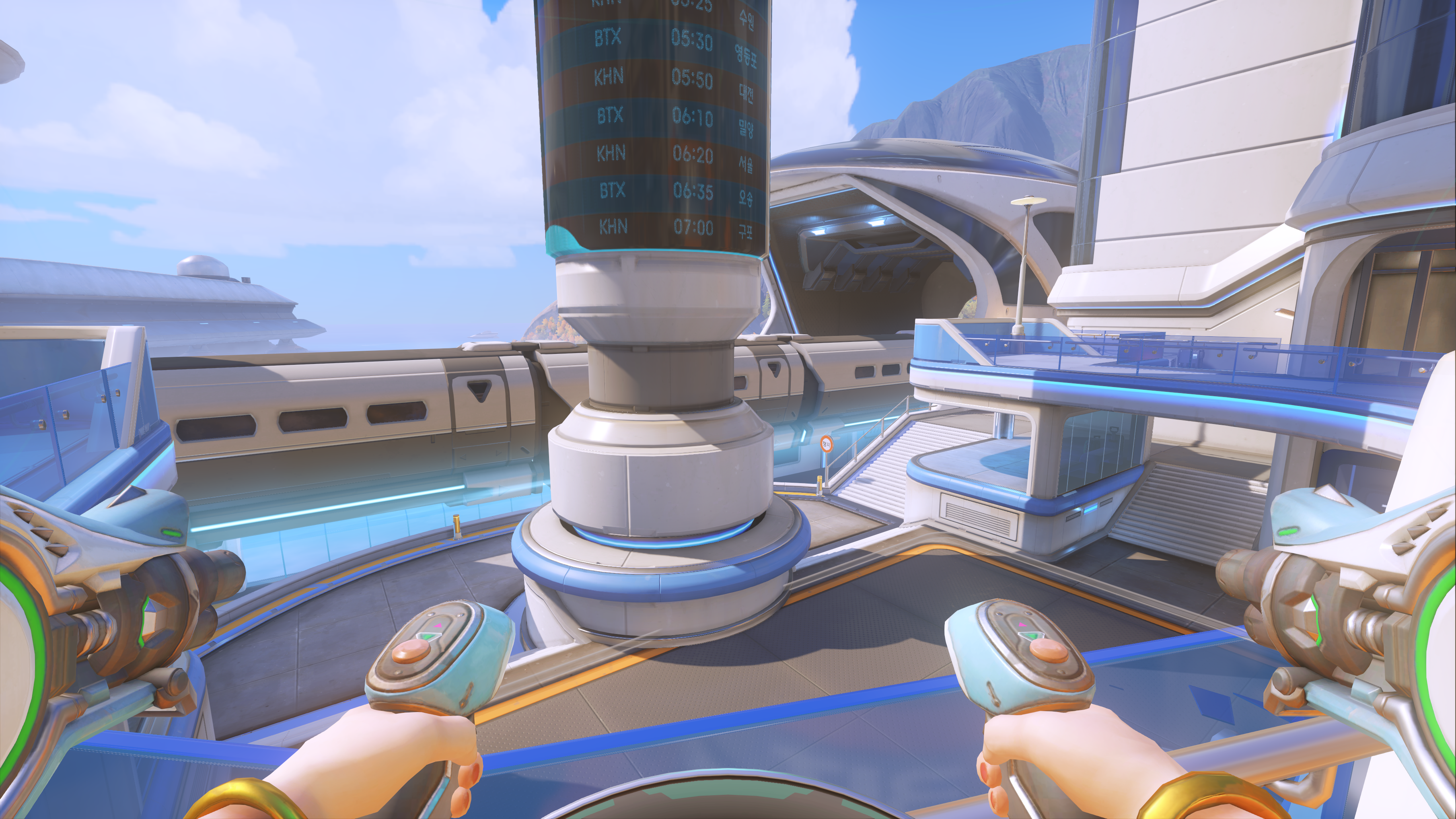 Overwatch's new Busan map is a beautiful homage to Korea