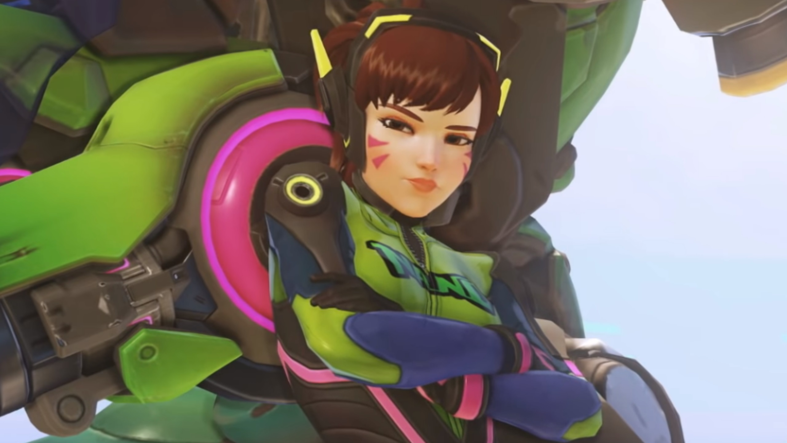 overwatch short shooting star hints at new d va skin