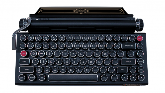 Resident Evil RE2 typewriter keyboard