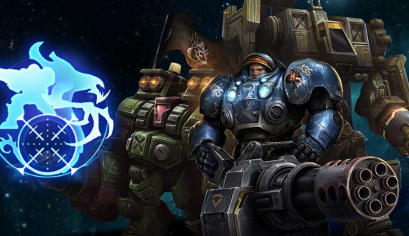 SC2 Tychus co-op commander
