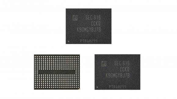 Samsung fifth generation V-NAND
