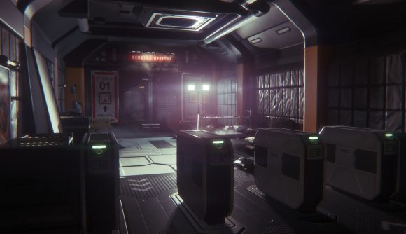 Alien Isolation Sevastopol