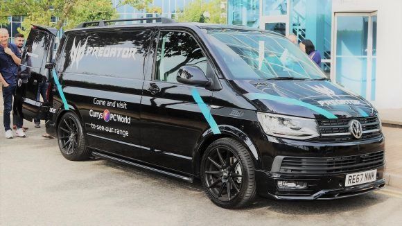 The Acer Predator Van