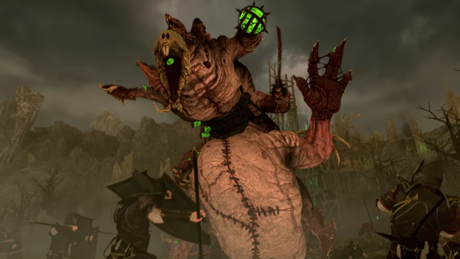 Total War Warhammer 2 Hell Pit Abomination