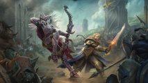 World of Wacraft Alliance vs Horde