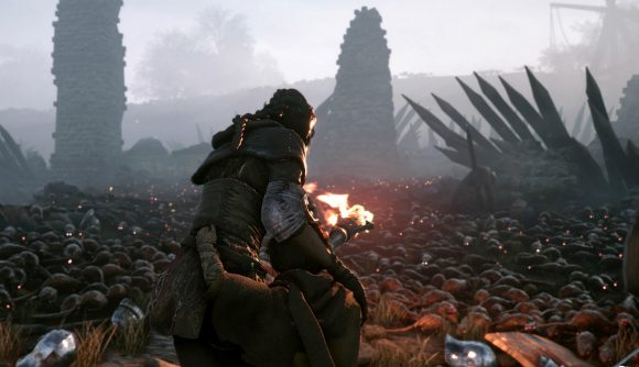 a plague tale innocence gameplay reveal