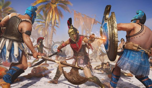 assassins creed odyssey abilities baseline
