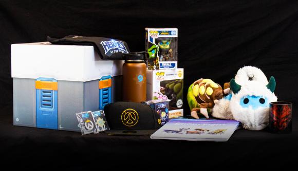 Blizzard loot box