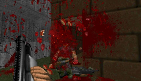 Brutal Doom is now 'feature complete,' so watch these demons