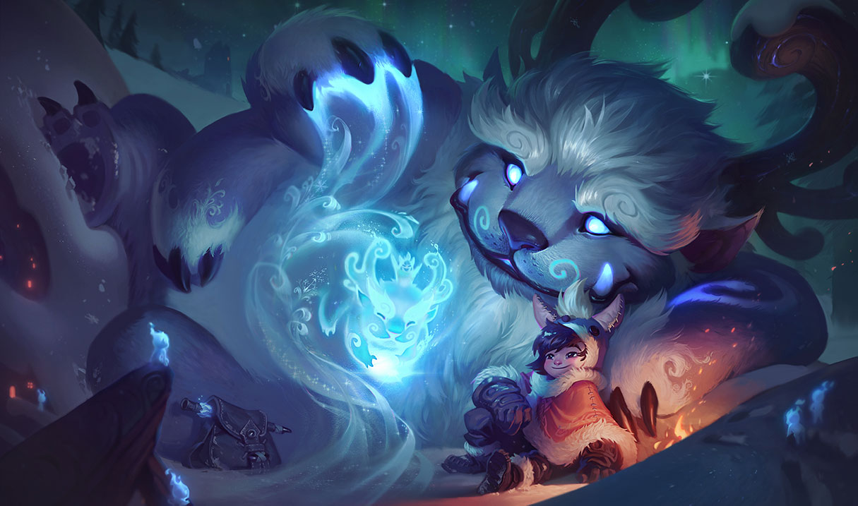 League of Legends Patch 8 17: Nunu Rework and High Noon skins   PCGamesN