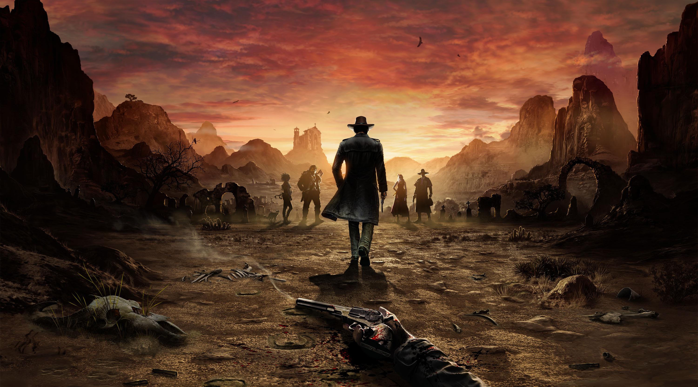 Desperados 3 Is The Sequel We Ve Been Waiting For Pcgamesn