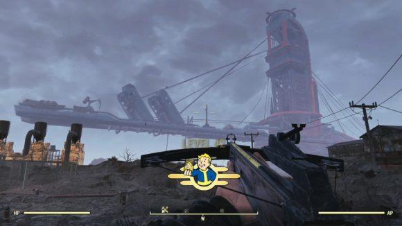 fallout 76 Mount Blair