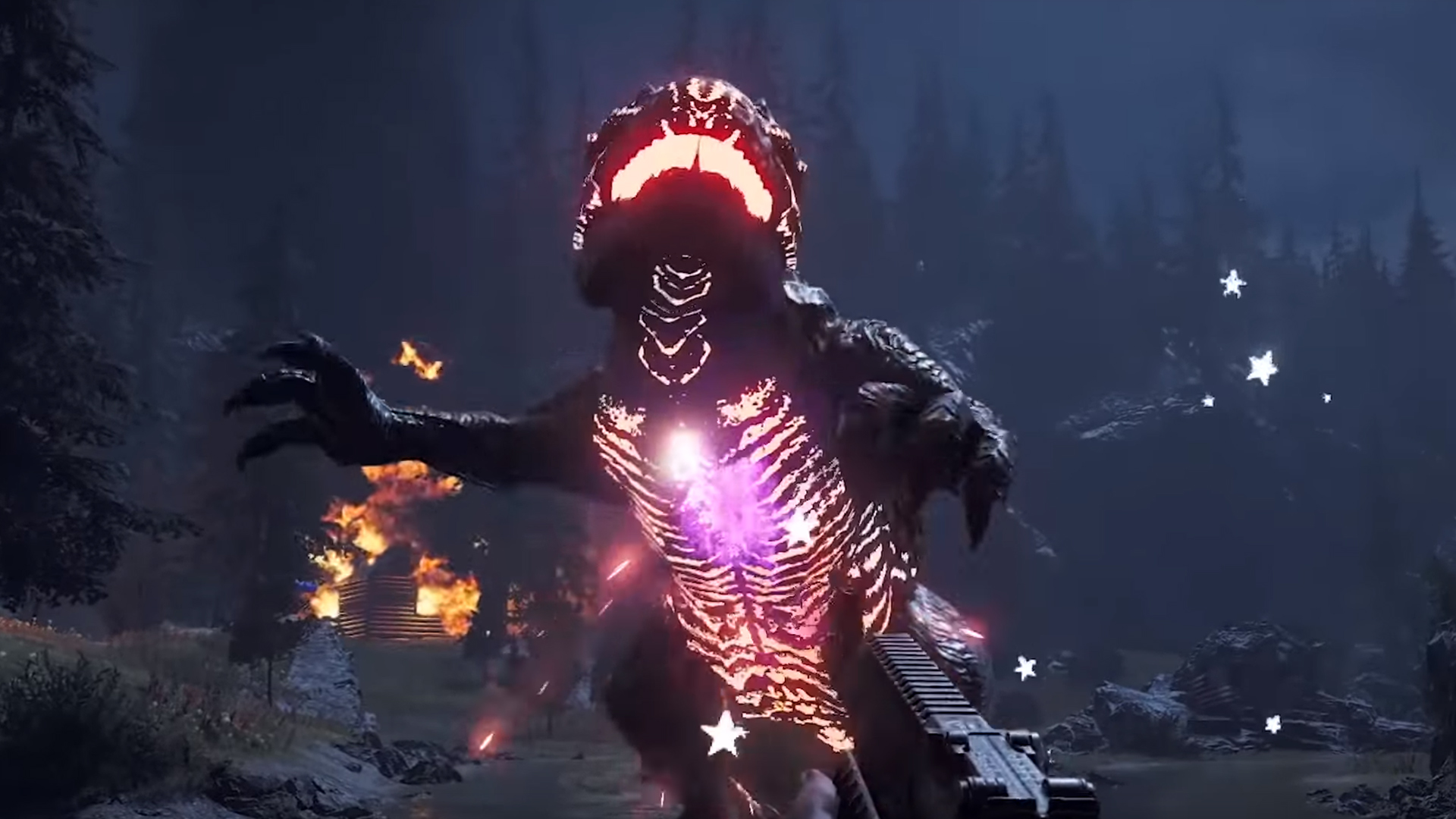 Blood Dragons Return In Far Cry 5 S Final Dlc Out This Month Pcgamesn