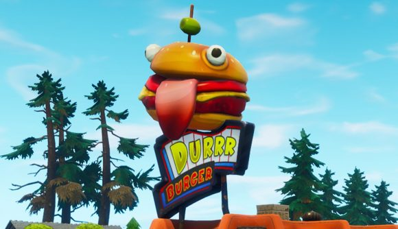 Fortnite S New Skins Include The Durr Burger A Sushi Chef And The