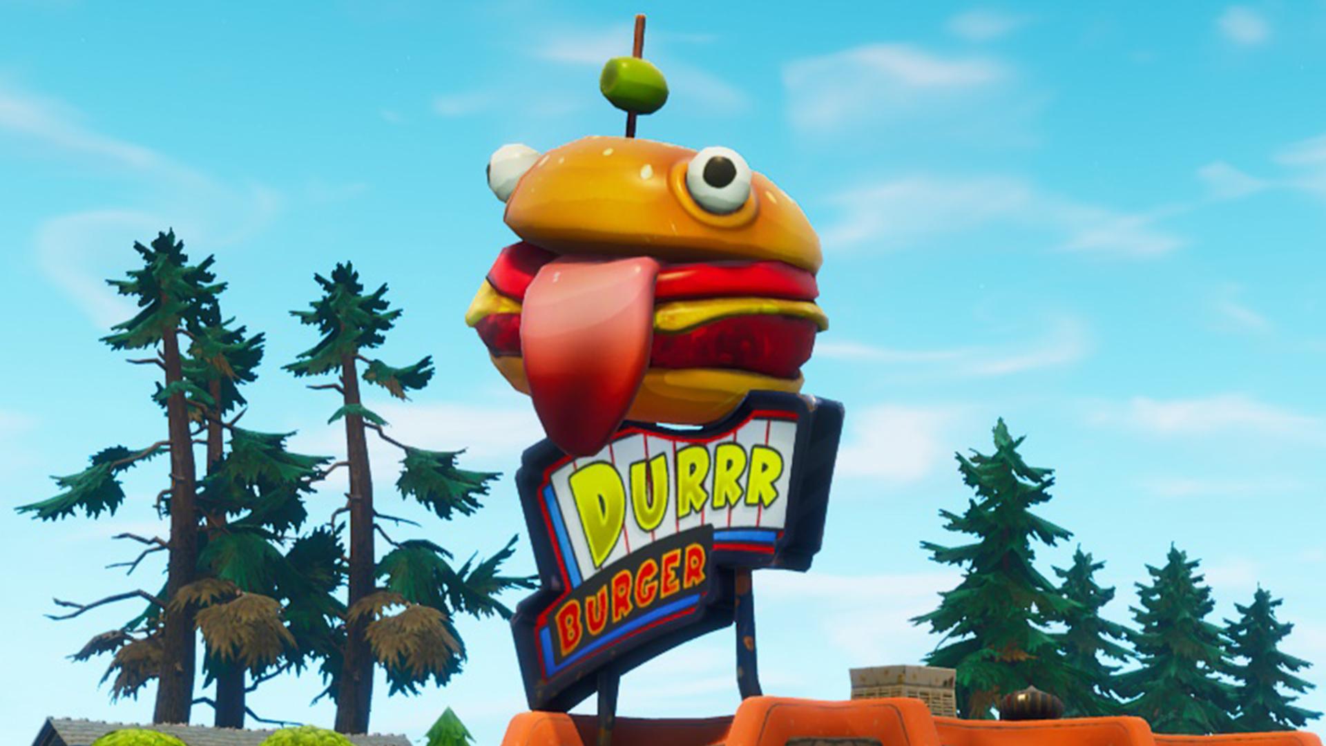 Fortnite s new skins include the durr burger a sushi chef - Sushi skin fortnite ...
