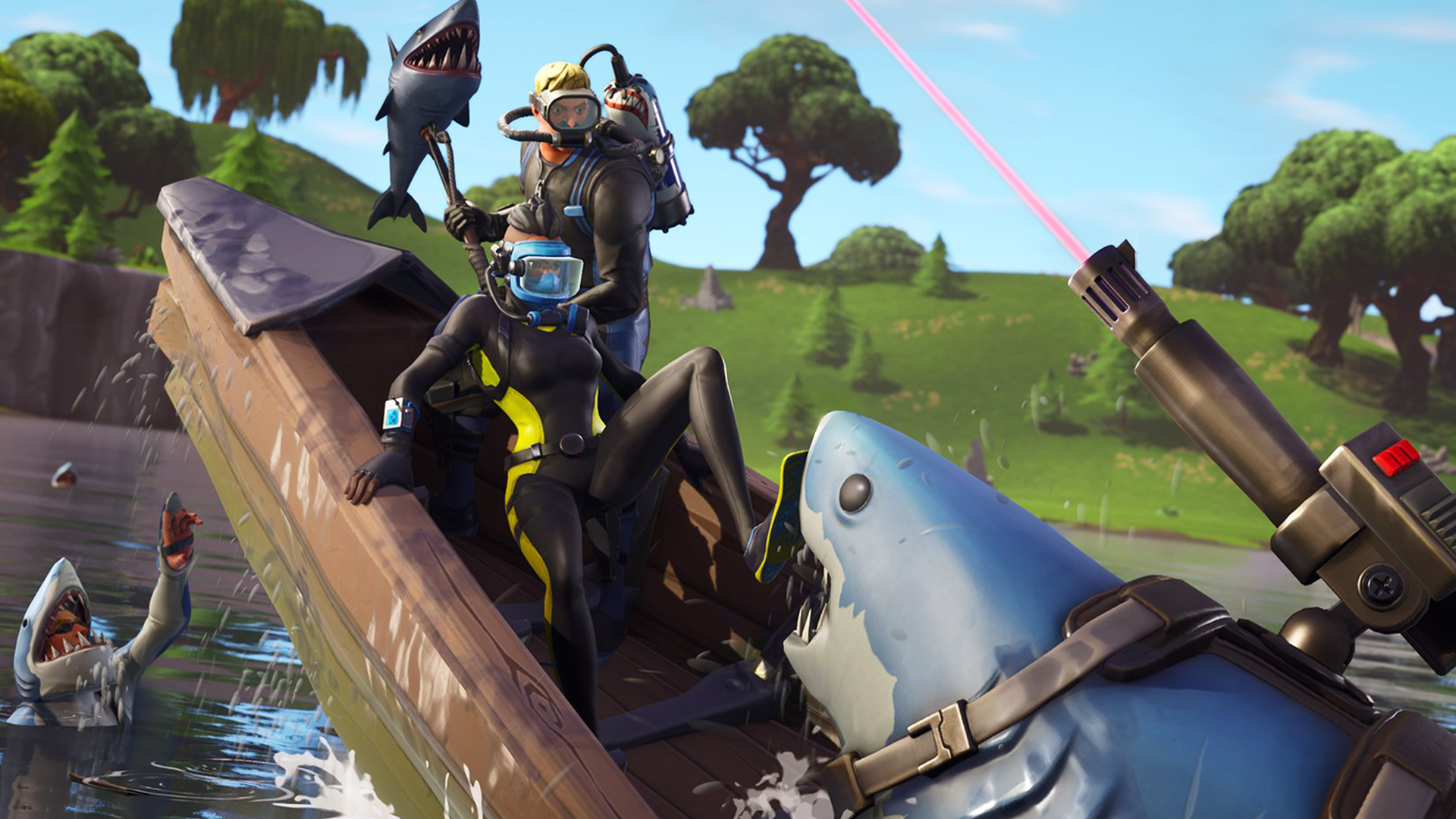 Epic's changing Fortnite matchmaking to save console players
