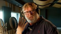 gabe newell dota 2 announcer pack
