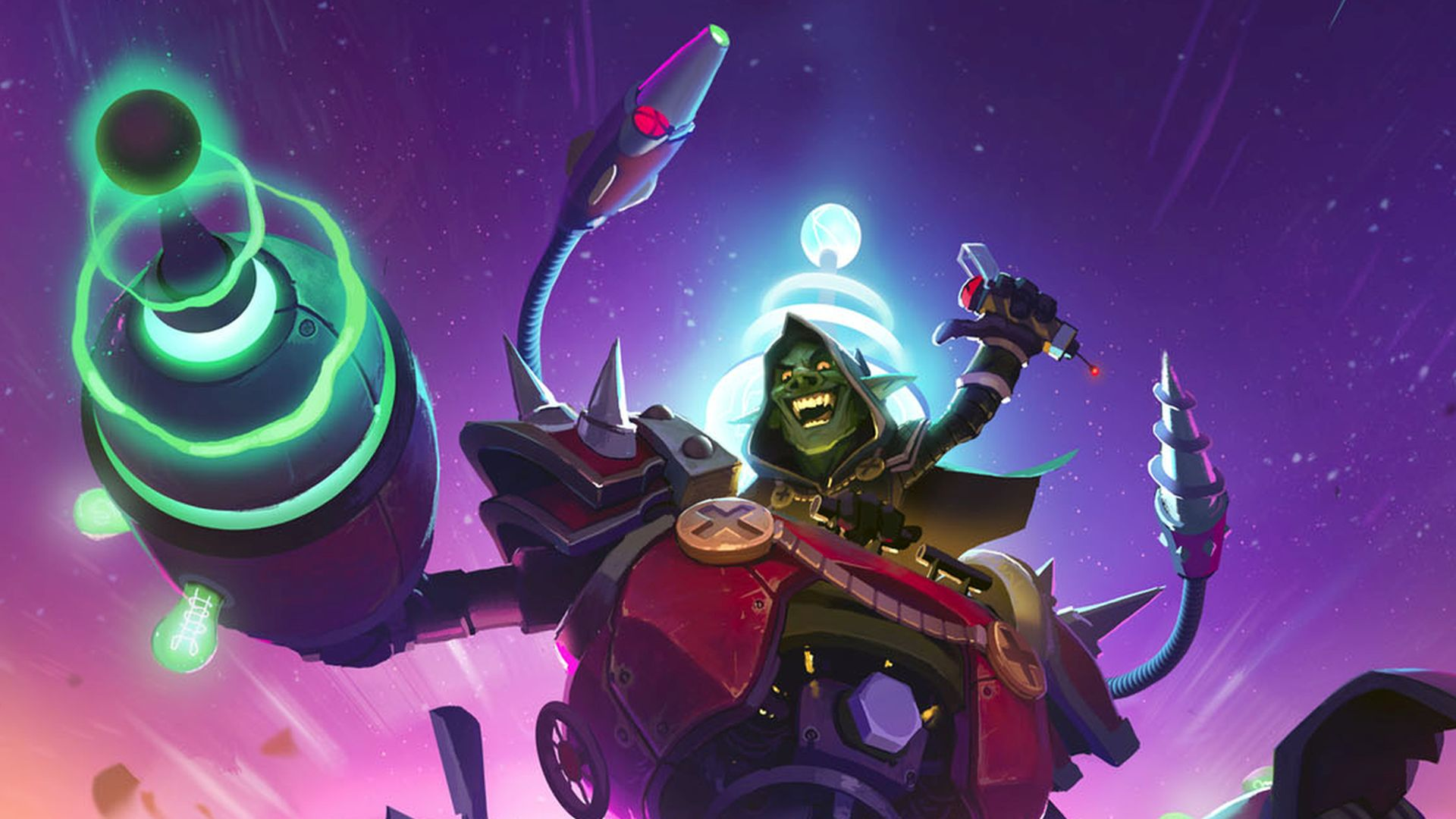 Hearthstone U2019s New Magnetic Keyword Nearly Didn U2019t Make It Into The Boomsday Project