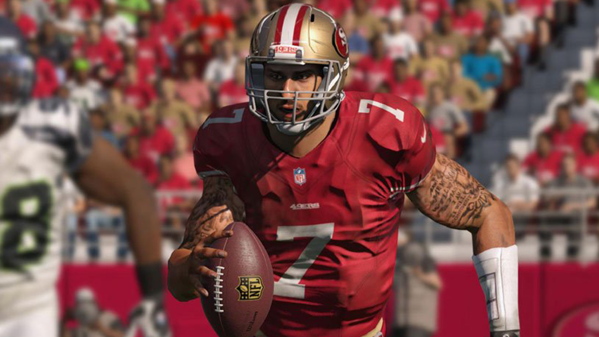 "EA: ""We messed up"" by bleeping Colin Kaepernick out of Madden  PCGamesN"