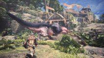 Monster Hunter World PC performance