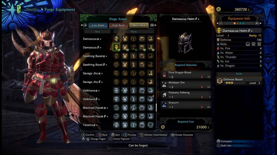 Monster Hunter World Iceborne Armor Guide The 7 Best Sets Pcgamesn However, most of the best crafts cannot be learned from a trainer; monster hunter world iceborne armor