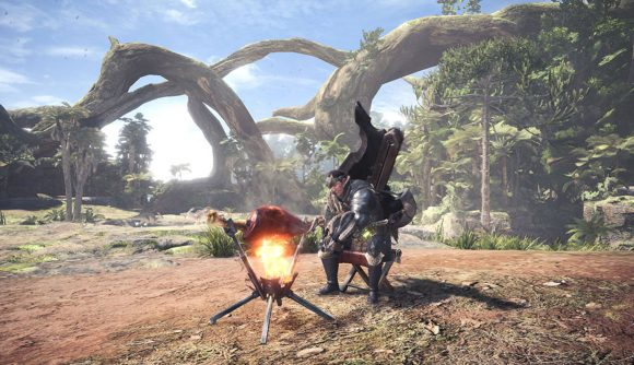 Monster Hunter World Gets Steam Workshop Support for Mods