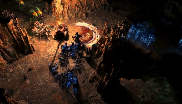 path of exile delve enemies