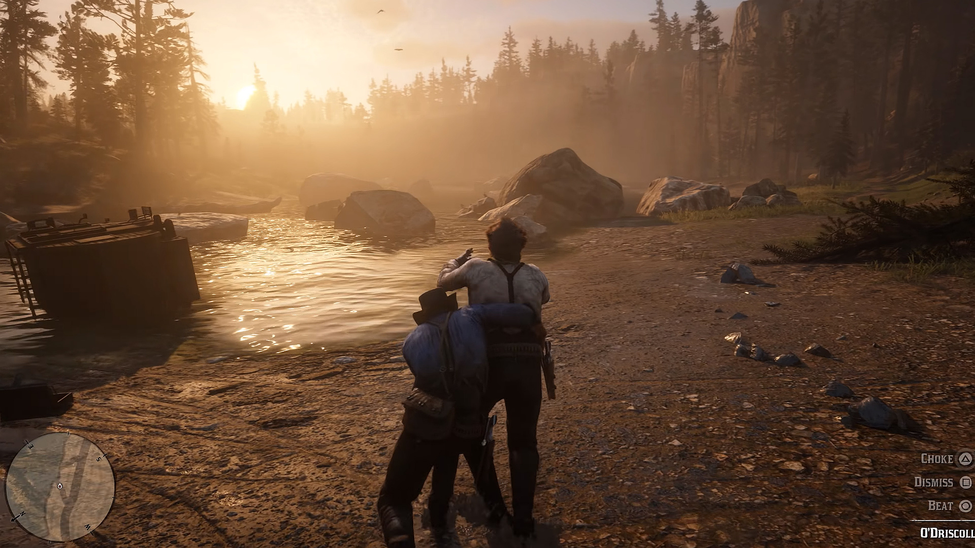 Red Dead Redemption 2 gameplay is here, but there's still no word on a PC release | PCGamesN