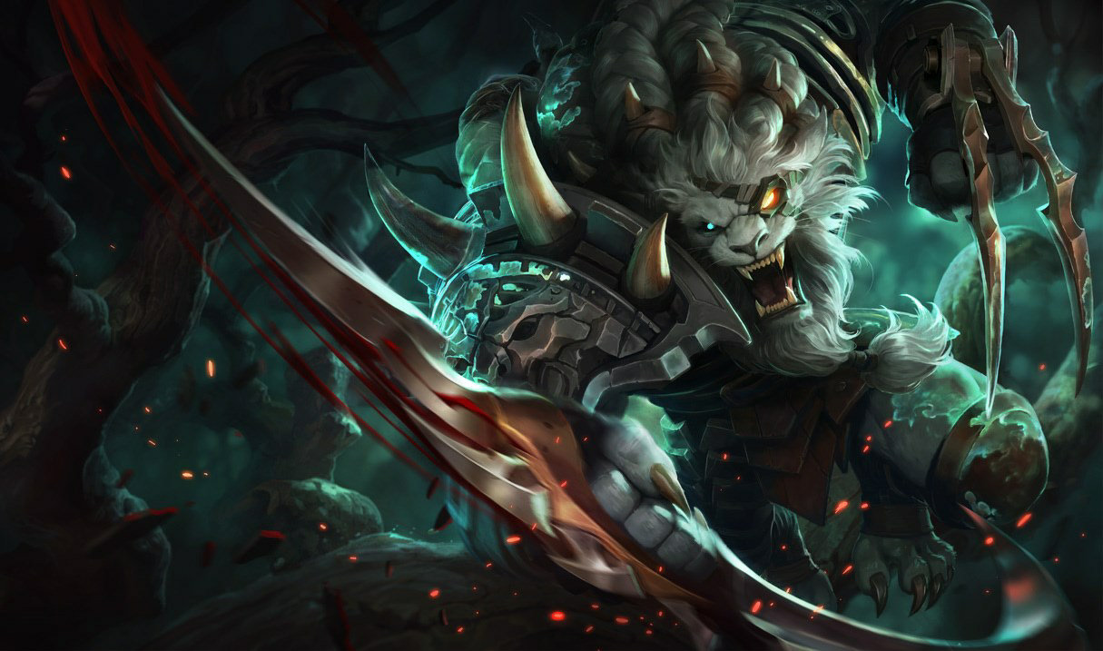 "Getting one-shot is ""good for League of Legends,"" apparently"