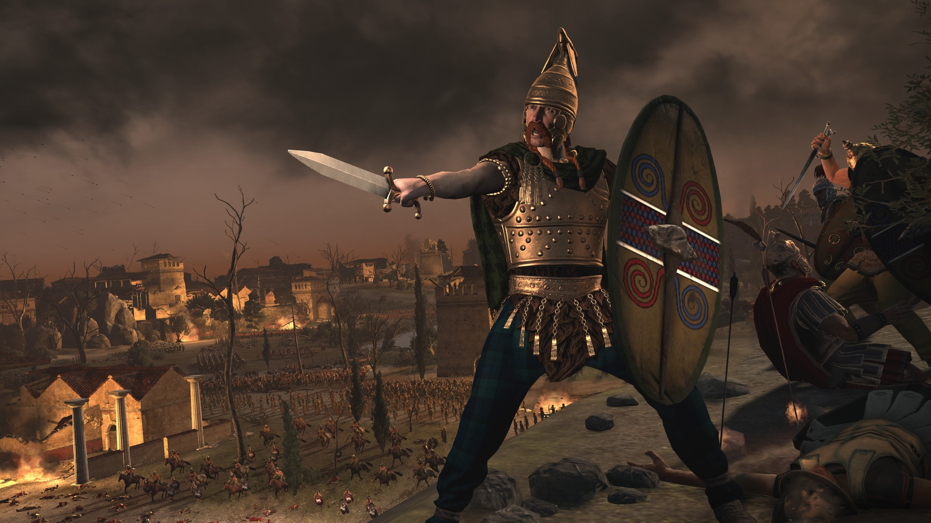 Total War Rome 2 Rise Of The Republic Pc Review Pcgamesn
