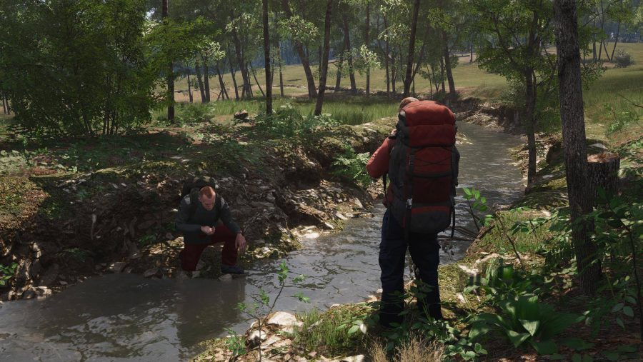 Making it in Unreal: SCUM is a survival game that tracks your